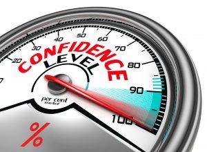 confidence level 100%