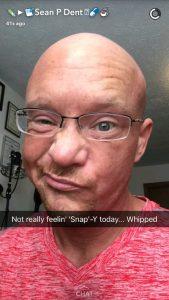 Sean Dent Snapchat